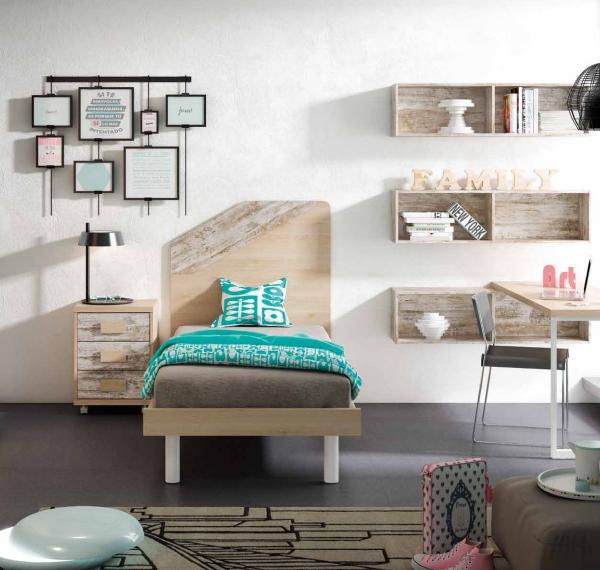 Siete muebles esenciales para habitaciones sin mucho espacio - Blog ...