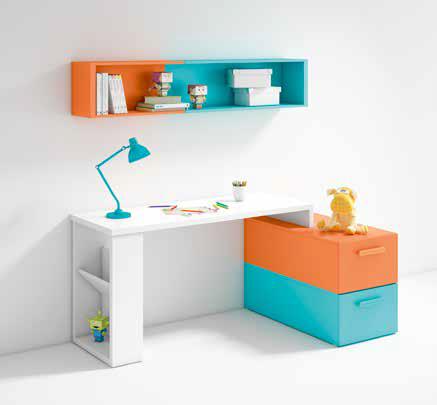 Mesa de estudio 3 brikasa - Mesas de estudio ...