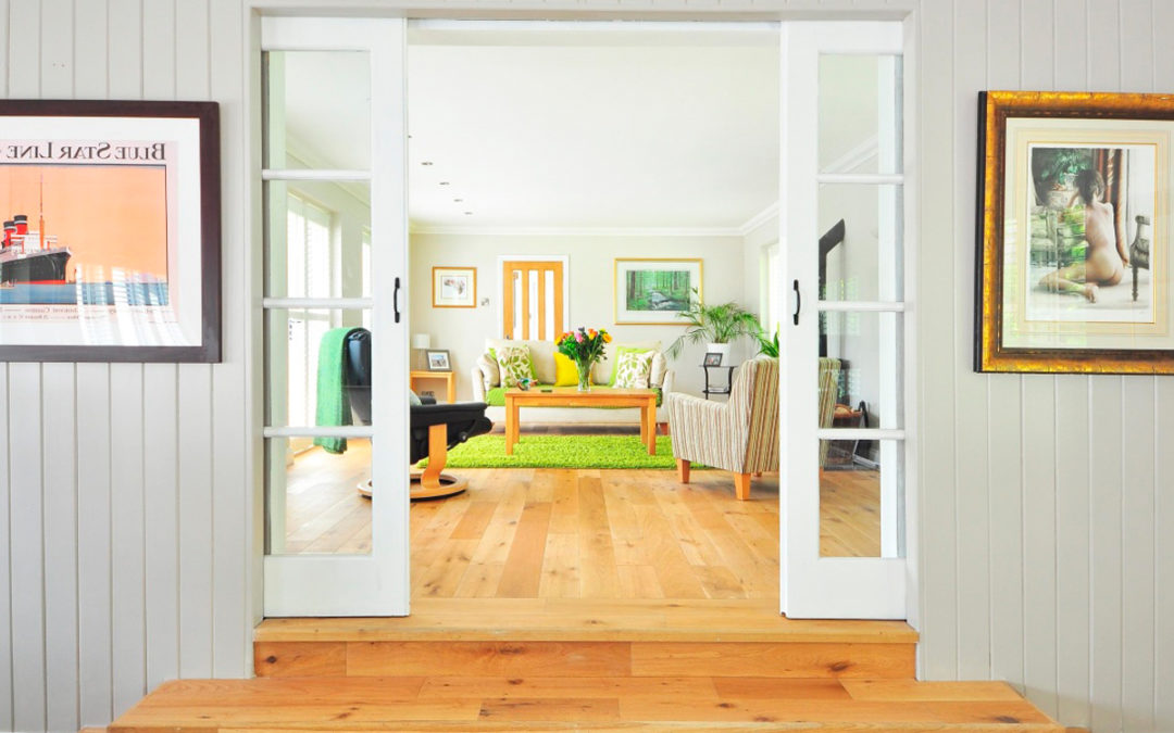 ¿Qué tipos de colores elegirías para tu casa?