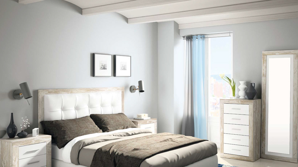 Siete muebles esenciales para habitaciones sin mucho espacio