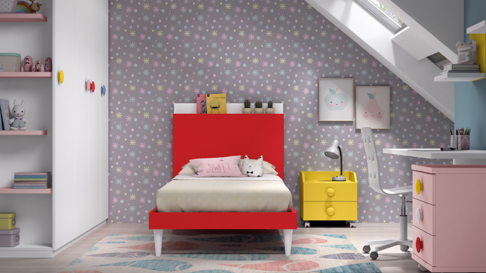 Cómo decorar dormitorios juveniles