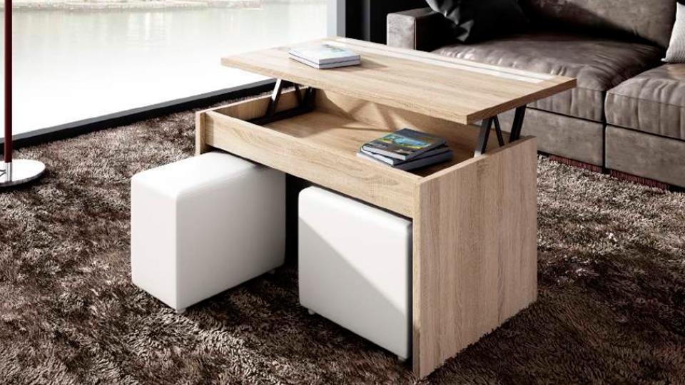 Cómo elegir una buena mesa de centro