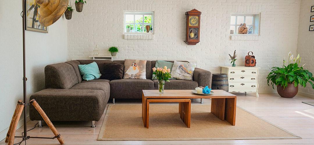Descubre las tendencias en estilos de sofás para el próximo año