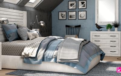 Trucos para ordenar tu habitación y ganar más espacio